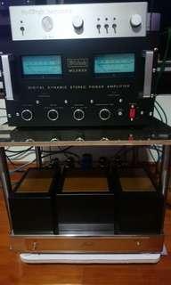 Mcintosh power amplifier mc2600
