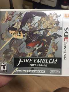 Fire Emblem The Awakening for Nintendo 3DS