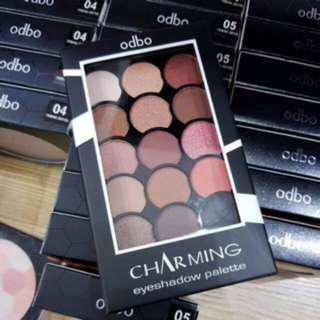 OBDO eyeshadow READY STOCK !!