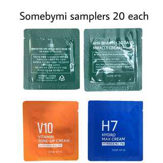 Somebymi samplers