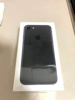 Brand new iPhone 7 32GB Black for sale