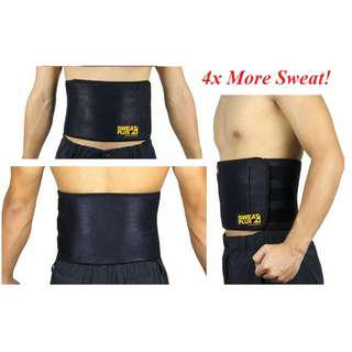 🚚 READY STOCK NOW! Waist Trimming Belt From Sweat Plus+ Super Neo (Unisex)