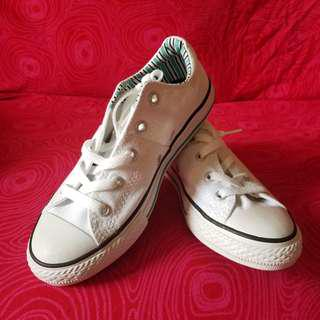 Converse All Star White Shoes