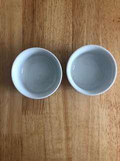 Sauce / Condiments Cups 2 pcs (50 for 2 pcs)