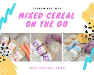 Mixed cereal by Izliyah Kitchen
