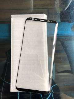 Samsung S8+ Full Covered Tempered Glass