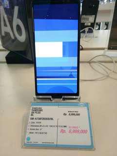 Samsung A8 plus bisa ngredit