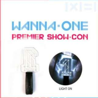 FREE SHIPPING WM KPOP WANNA ONE Concert Light Stick Support Shining Bomb Lamp Glow