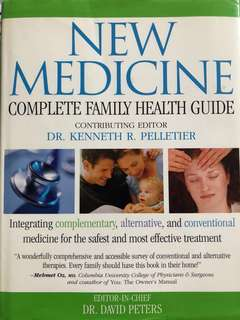 New Medicine by Dr. Kenneth R. Pelletier