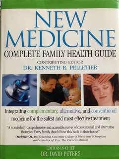 New Medicine by Dr. Kenneth R. Pelletier