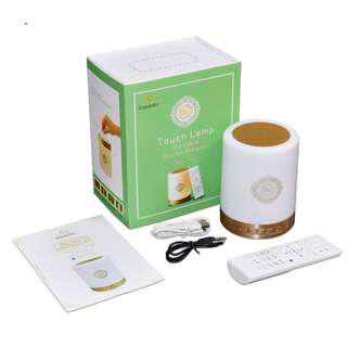 (Ramadhan Promo) Touch Lamp With Quran Speaker Radio