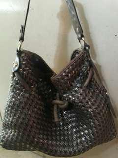 Sabrina Scala leather Bag ( Genuine)