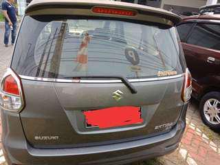 Suzuki ertiga matic  GL tahun 2014