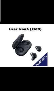 Samsung Gear Icon X 2018