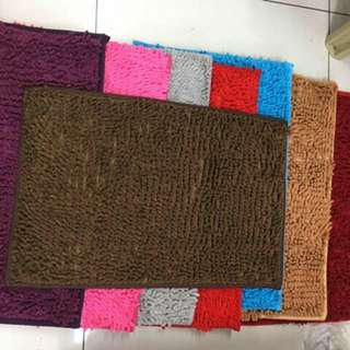 2 for 300 doormat big size 60x40cm