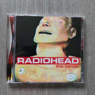 🚚 Radiohead The Bends