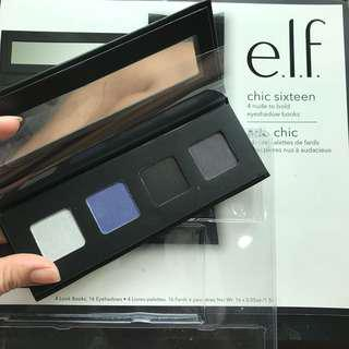 e.l.f eyeshadow book (DRAMA)