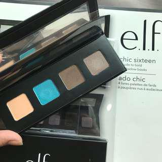 e.l.f eyeshadow book (PARTY)