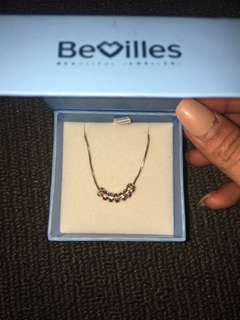 Bevilles Silver Necklace