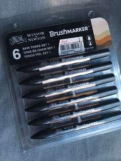 Winsor and Newton Skintone brushmarker