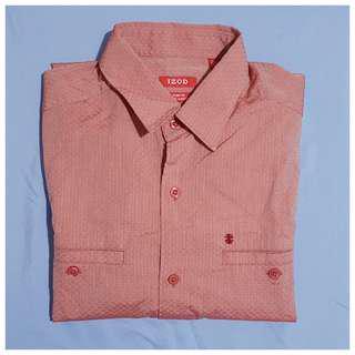 IZOD® Long-Sleeved Shirt - M