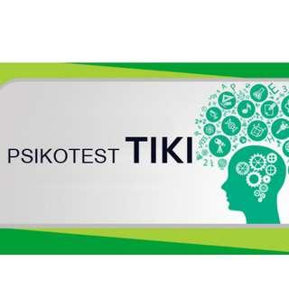 Psikotest Ebook Rekrutment & Tiki, IST, UI