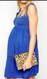 New look asos maternity dress