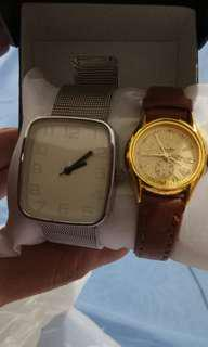 Preloved fashion watches