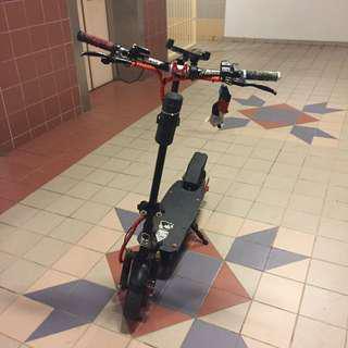 Ultron V9 48V 18Ah Escooter