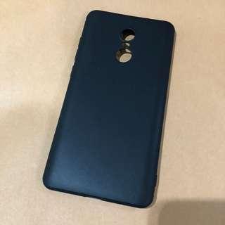 Casing Cover Xiaomi Redmi Note 4X Black Softcase