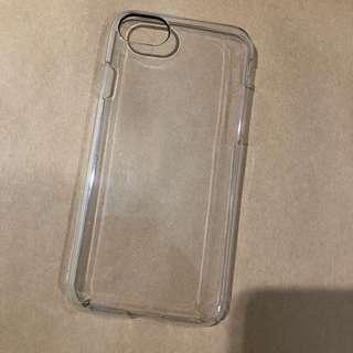 Casing Cover iPhone 8 Clear Case Hard Case