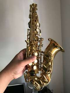 Curve md Soprano Saxophone