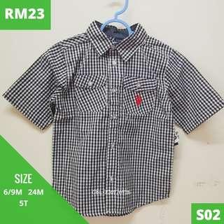 Polo Boys Shirt