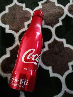 Coca Cola Bottle - 100 year Limited Edition