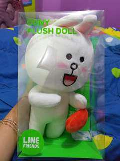 LINE OFFICIAL CONY DOLL
