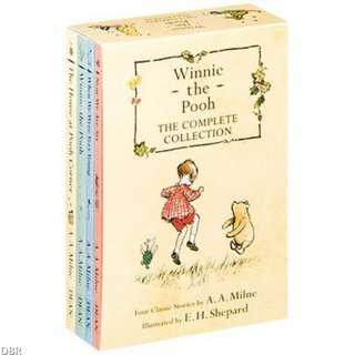 🚚 Winnie the Pooh: The Complete Collection