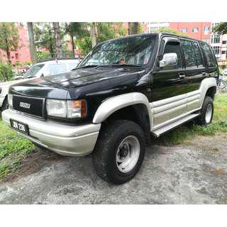 Isuzu Trooper 3.2 V6 (A)