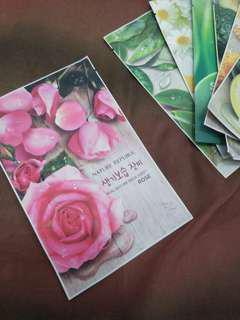 Masker Nature Republic (Rose)