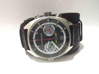 Sturmanskie (Poljot 3133) Navy Chronograph GMT