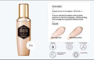Skinfood serum foundation