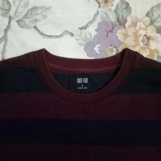 Uniqlo Striped Pocket Shirt