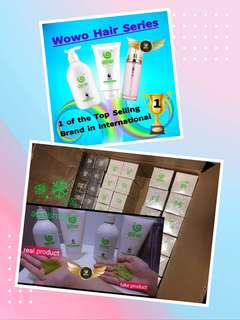 Your family hair care with WOWO 🐌🐌🐌 shampoo, hair mask, essential oil