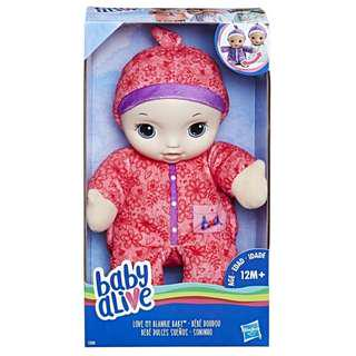 Baby Alive: Love My Blankie Baby  - RED (0780)