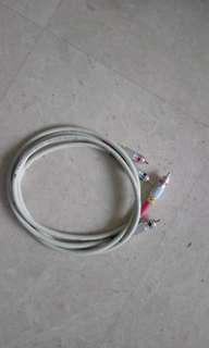 Rega rca cable(price reduce)