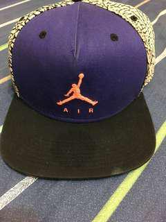🚚 jordan 撞色爆裂紋棒球帽