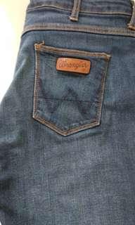 Celana Jeans Wrangler Molly