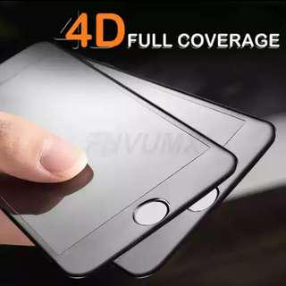 Screen covered/protector tempered glass Iphone series