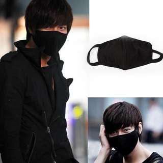 2PCS Unisex Outdoor Anti-Dust Anti Haze Face Mask