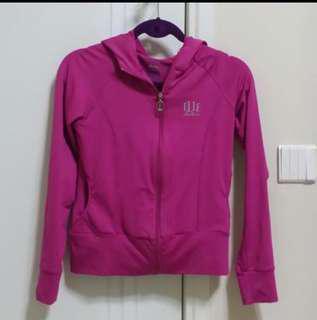 Elle Pink Hoodie Sweater