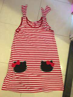 Ki La Ra Hello Kitty dress